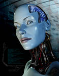 Cyborg Isis