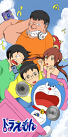 Doraemon - When They Grown-Up