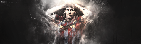 Lionel Messi feat Walidinho 2 by M1ch3l3