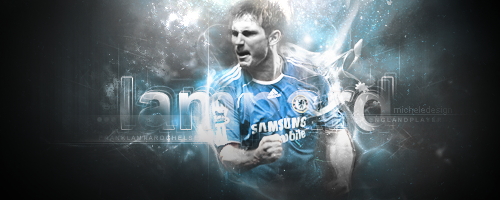 Frank Lampard Chelsea feat W26 by M1ch3l3