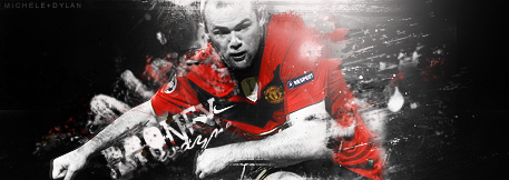 Wayne Rooney feat sirdylan by M1ch3l3