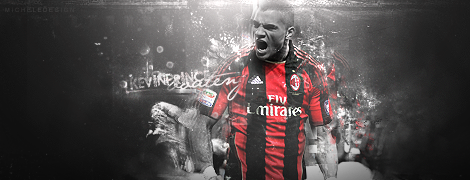 Kevin-Prince Boateng by M1ch3l3