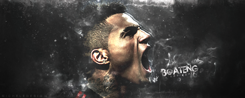 Kevin-Prince Boateng 27 by M1ch3l3