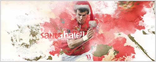 Santa Bale by M1ch3l3