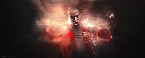 Ronaldinho by M1ch3l3