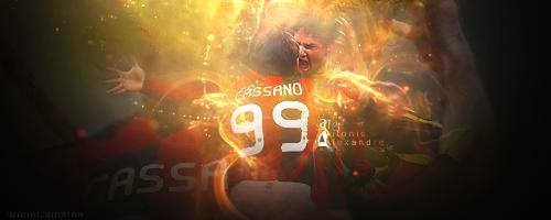 Antonio Cassano_Alexandre Pato by M1ch3l3