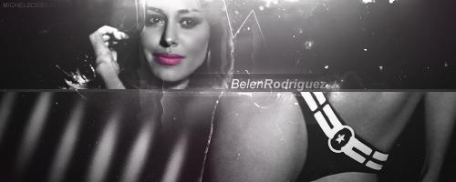 Belen Rodriguez by M1ch3l3