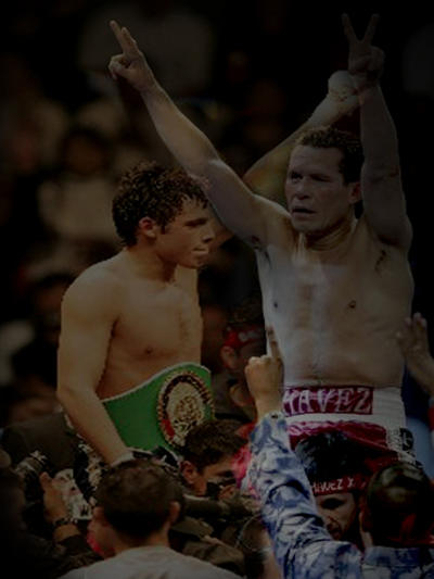 Julio Cesar Chavez by delbosque54 on DeviantArt