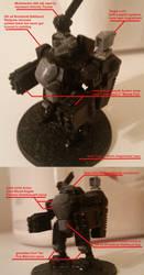 Irridium Armor Commander conversion