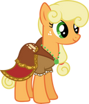 Applejack Dress - Journey of the Spark Vector