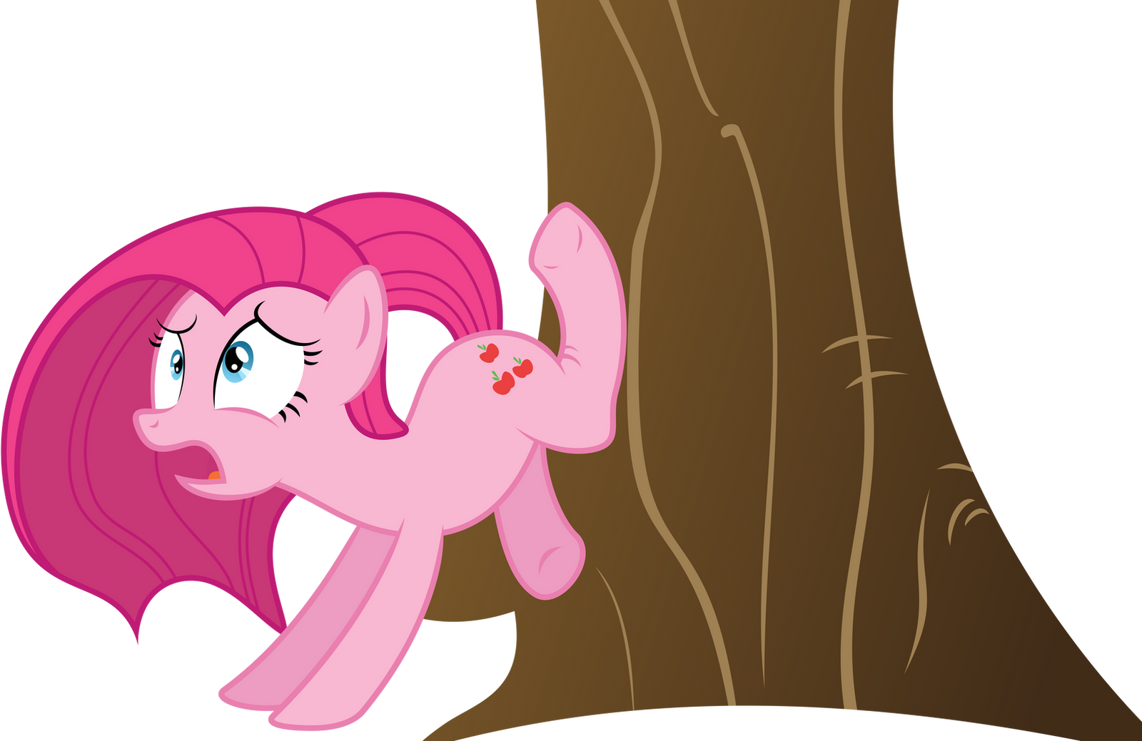 Why can't I buck these apples!?! by Hourglass-Vectors