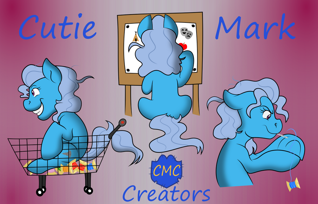 cutie mark mix up | My Little Pony: Friendship is Magic ... |Mlp Random Cutie Marks