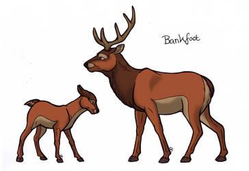 Character Sheet: Bankfoot