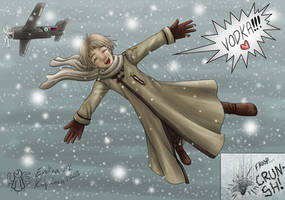 A.P.Hetalia: Russia Jumps by Lord-Evell