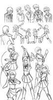 APH: Nordic onii-san heroes?