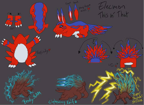 Elecmon this and that