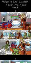 PR-03 Magnhild and Elecmon: Fetch the Fang part 1