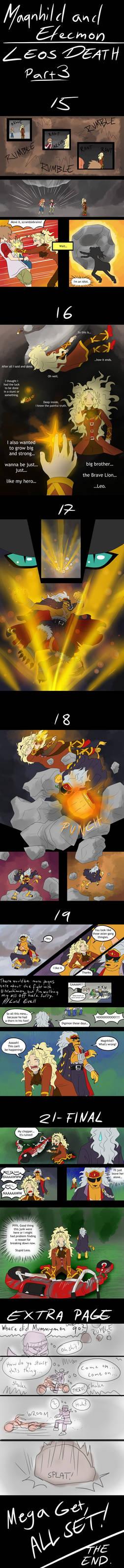 Magnhild and Elecmon - Leos death - part 3 FINAL