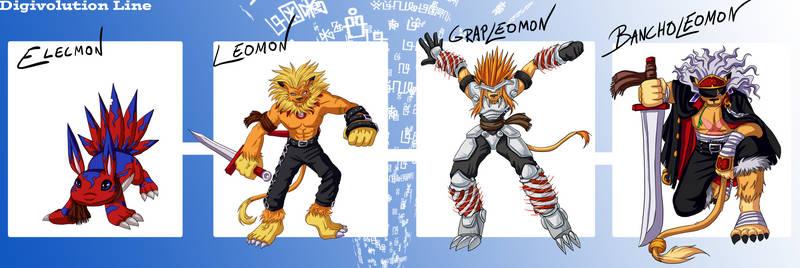Evolutionline - Elecmon