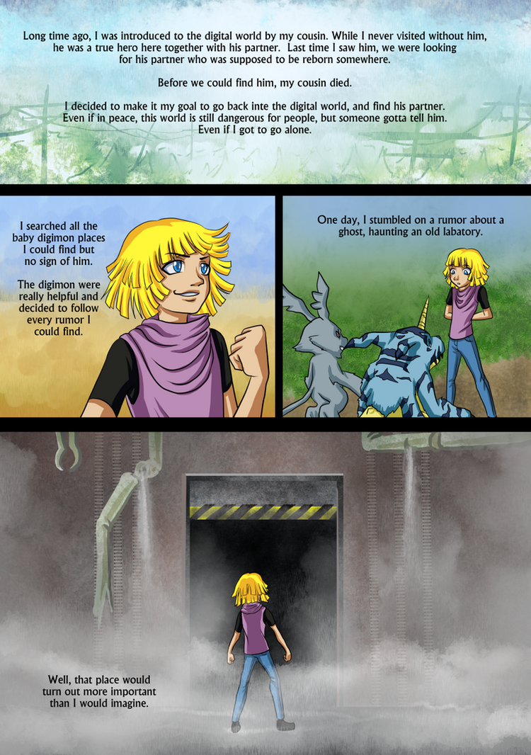 TDA: BnP: The meeting Page 1 by Lord-Evell
