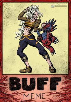 .com - Buff Meme Mag and Elecmon