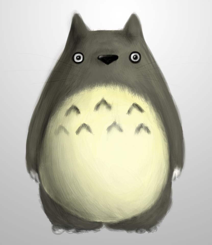 Totoro by Absalem