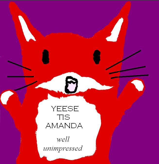 Gift For Amanda by KyeVarmerSolvpels