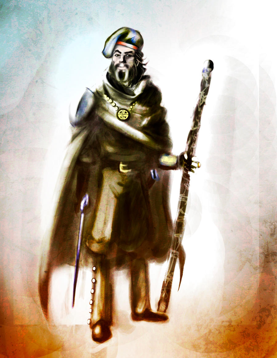Character Ref-Adelai Drejzoi by GreatGrendel