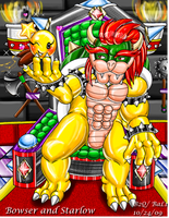 A top minion for Bowser by Bowser2Queen