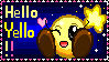 Starlow Fan Stamp by Bowser2Queen