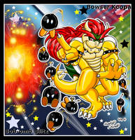 Bob-omb Blitz: GOOOOOOO by Bowser2Queen