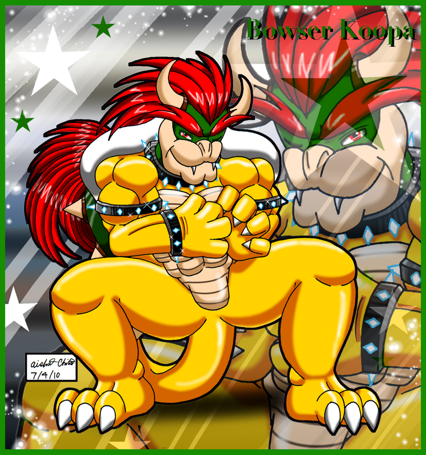 .:Bowser:. by Bowser2Queen