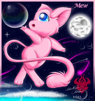 .:.Mew.:. by Bowser2Queen