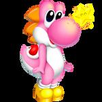 Yoshi Collab: Pink Yoshi