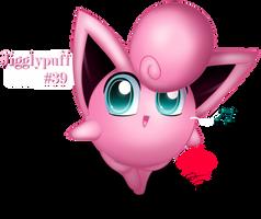 Jigglypuff by Bowser2Queen