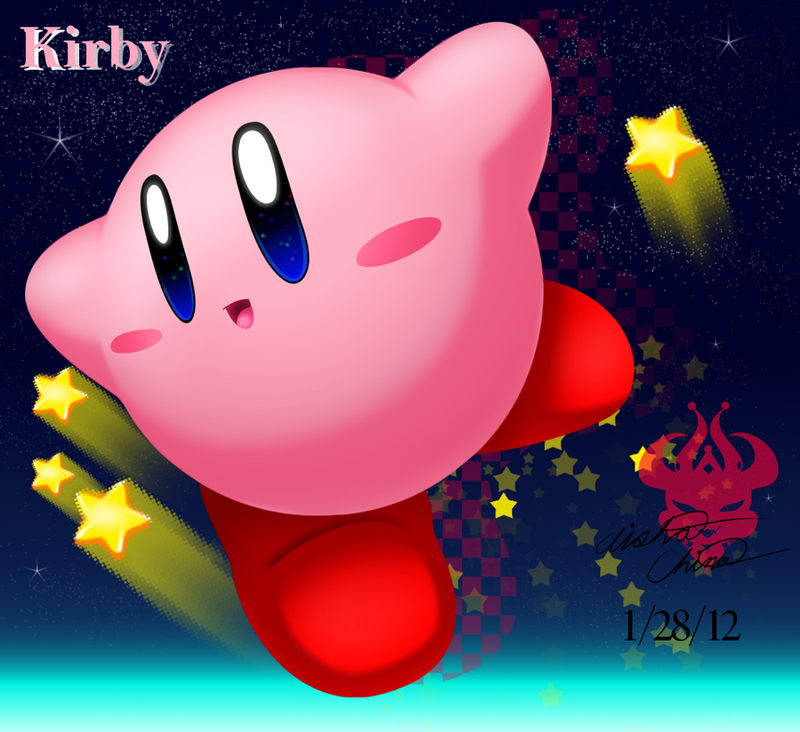 That Kirby... by Bowser2Queen