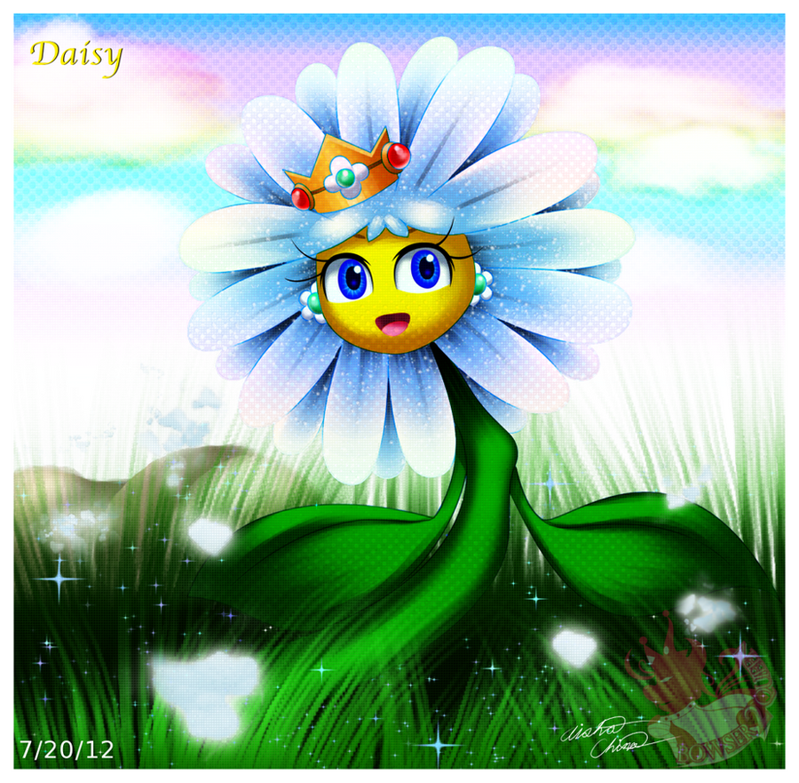 Princess daisy the daisy by bowser2queen on deviantart princess daisy the daisy by bowser2queen izmirmasajfo