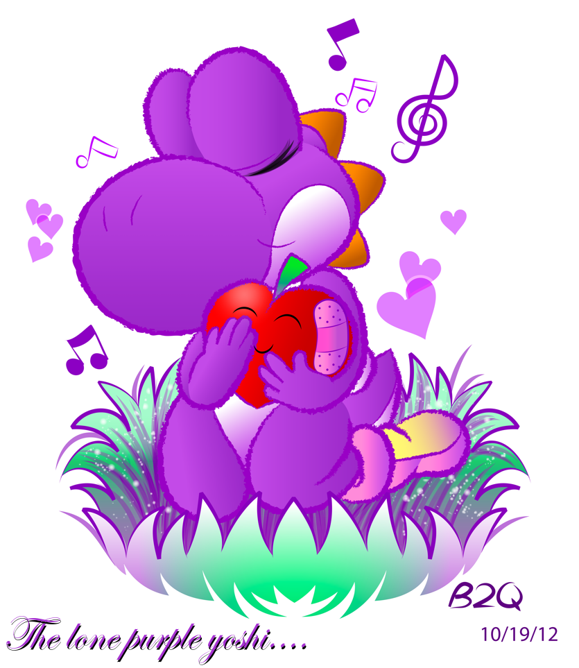 ::A Purple Yoshi's Story:: by Bowser2Queen