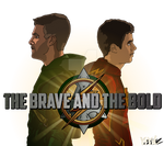 The Brave and the Bold by IronAvenger1234