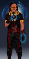 Arrow/Flash Concept: Vibe