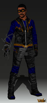 Arrow/Flash Concept: Black Lightning