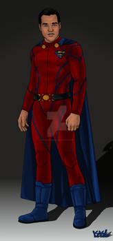 Supergirl Concept: Mon-El
