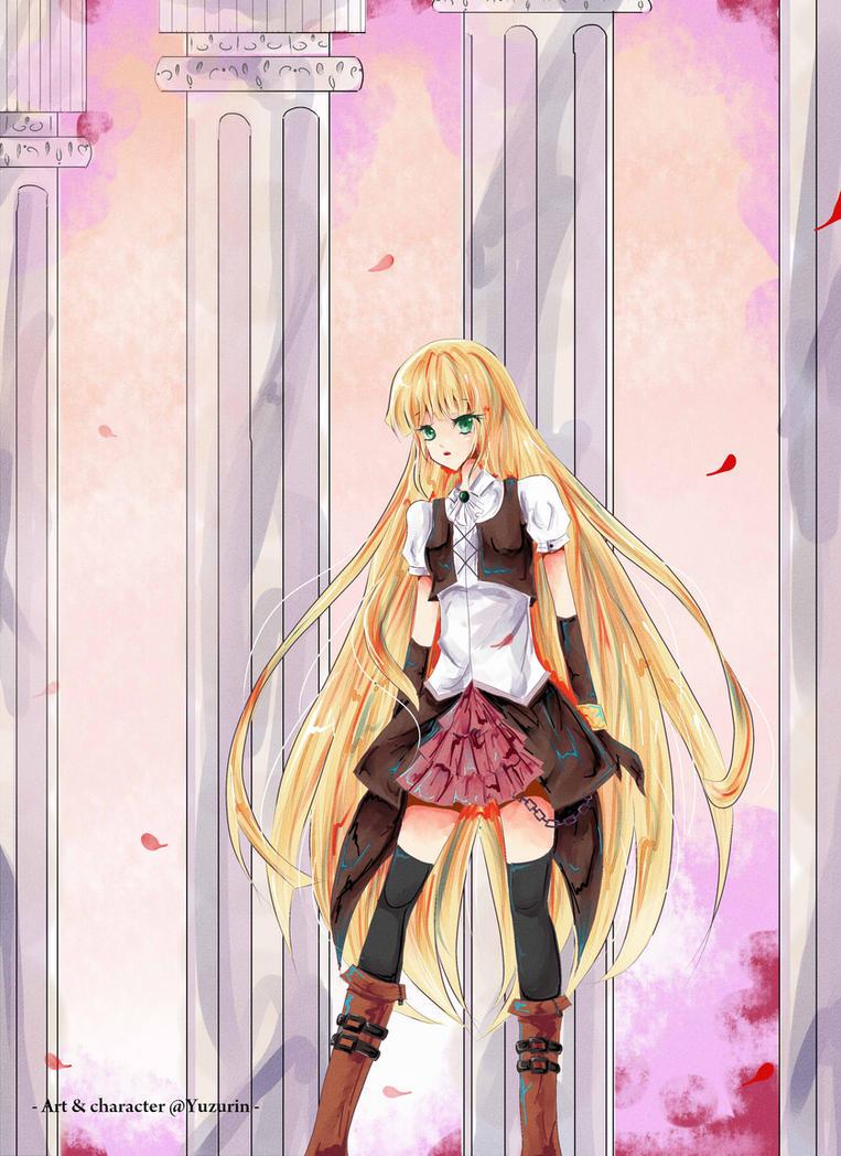 Do You Know My Ribbon? by Kitsu-Yuzurin