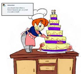 Vya's Wedding Cake By Saxitlurg by RubyCast