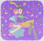 Alistair/Maribel - Swing by TianaSama