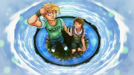 FANART : Cedric/Nicolas