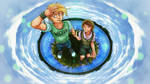 FANART : Cedric/Nicolas by TianaSama