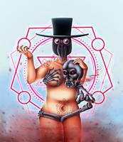 Black Plague by TianaSama