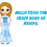 Crazy mind of Nymph by KnightsNymph