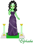 Elphaba by KnightsNymph